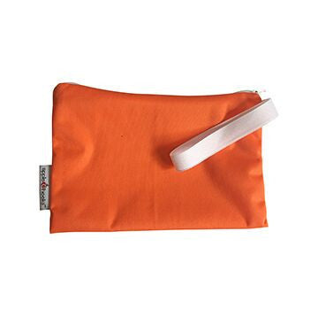 AppleCheeks MiniZip Storage Sac Orange You Glad