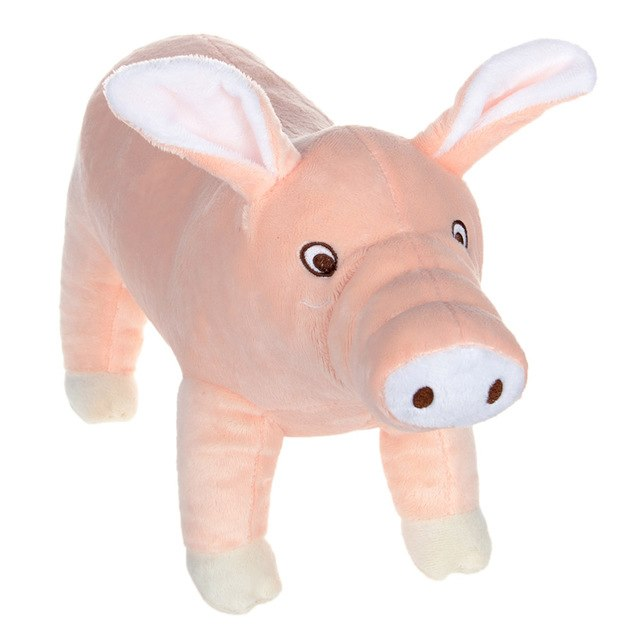 Free Shipping! Dog Chew Toy Funny Pig