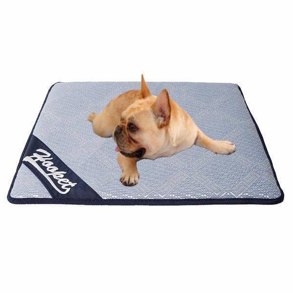 Free Shipping! Pet Dog Summer Cooling Mat Floor Mats