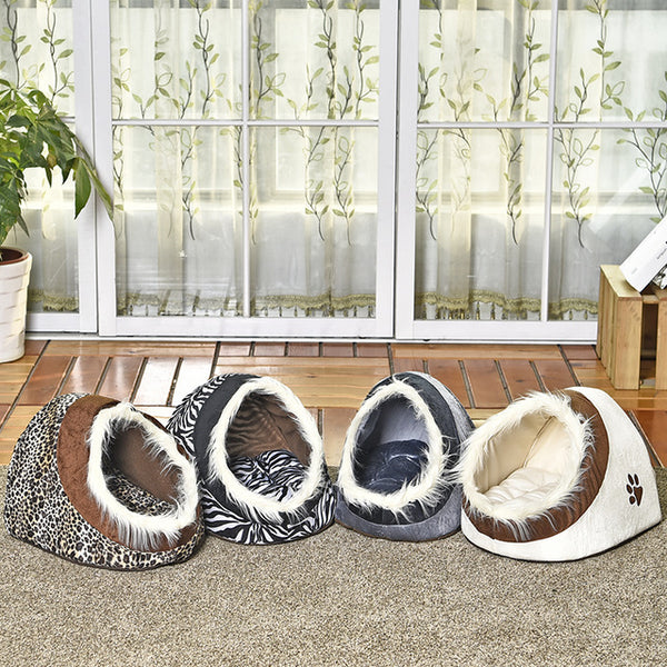 Free Shipping! Dog Lovely Soft Pet Bed