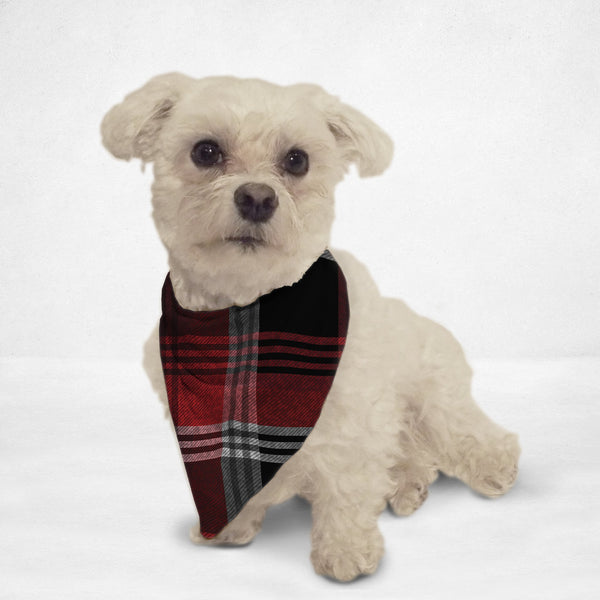 Tartan Plaid Cat & Dog Bandana
