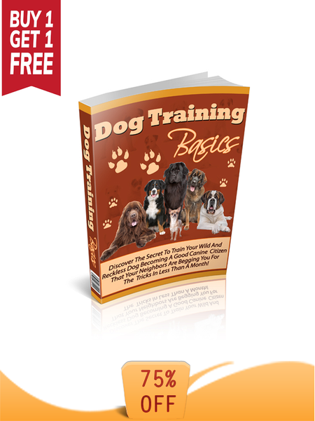 Dog Training & Make Pet Food at Home + AUDIO BOOK