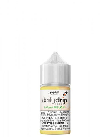 Papaya Melon Salts 30ml by Daily Drip