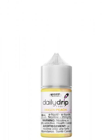 Dragon Peach Salts 30ml by Daily Drip