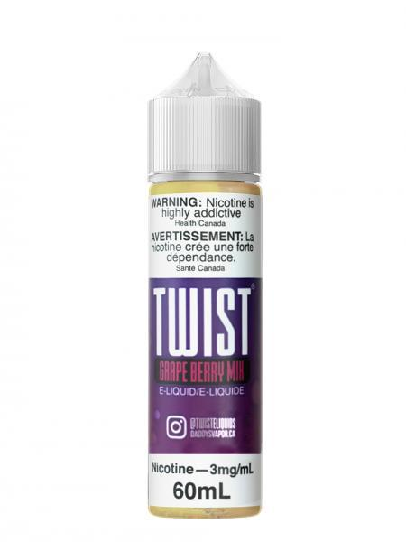 Grape Berry Mix - Berry Twist 60ml by Twist E-liquid