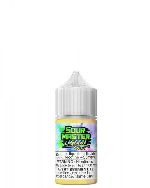 Lagoon SALTS 30ml by Sour Master