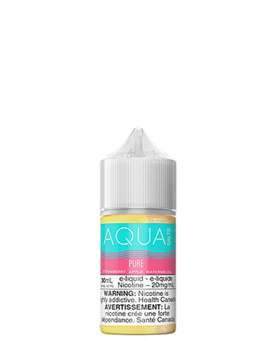 Pure Salts 30ml par Aqua