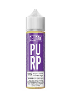 Bubble Purp 60ml Chubby Bubble Vapes