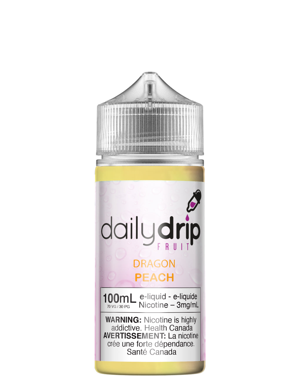 Dragon Peach by Daily Drip 100ml