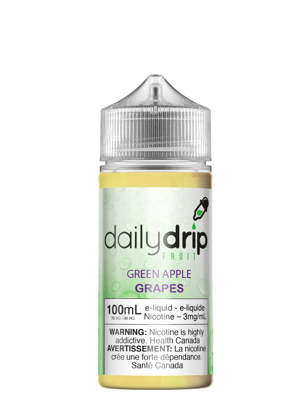 Green Apple Grapes by Daily Drip 100ml
