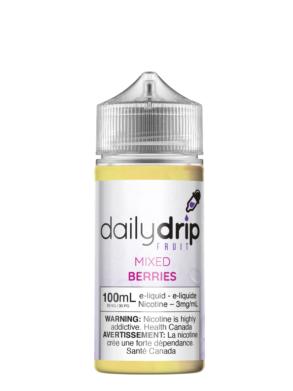 Mixed Berries by Daily Drip 100ml