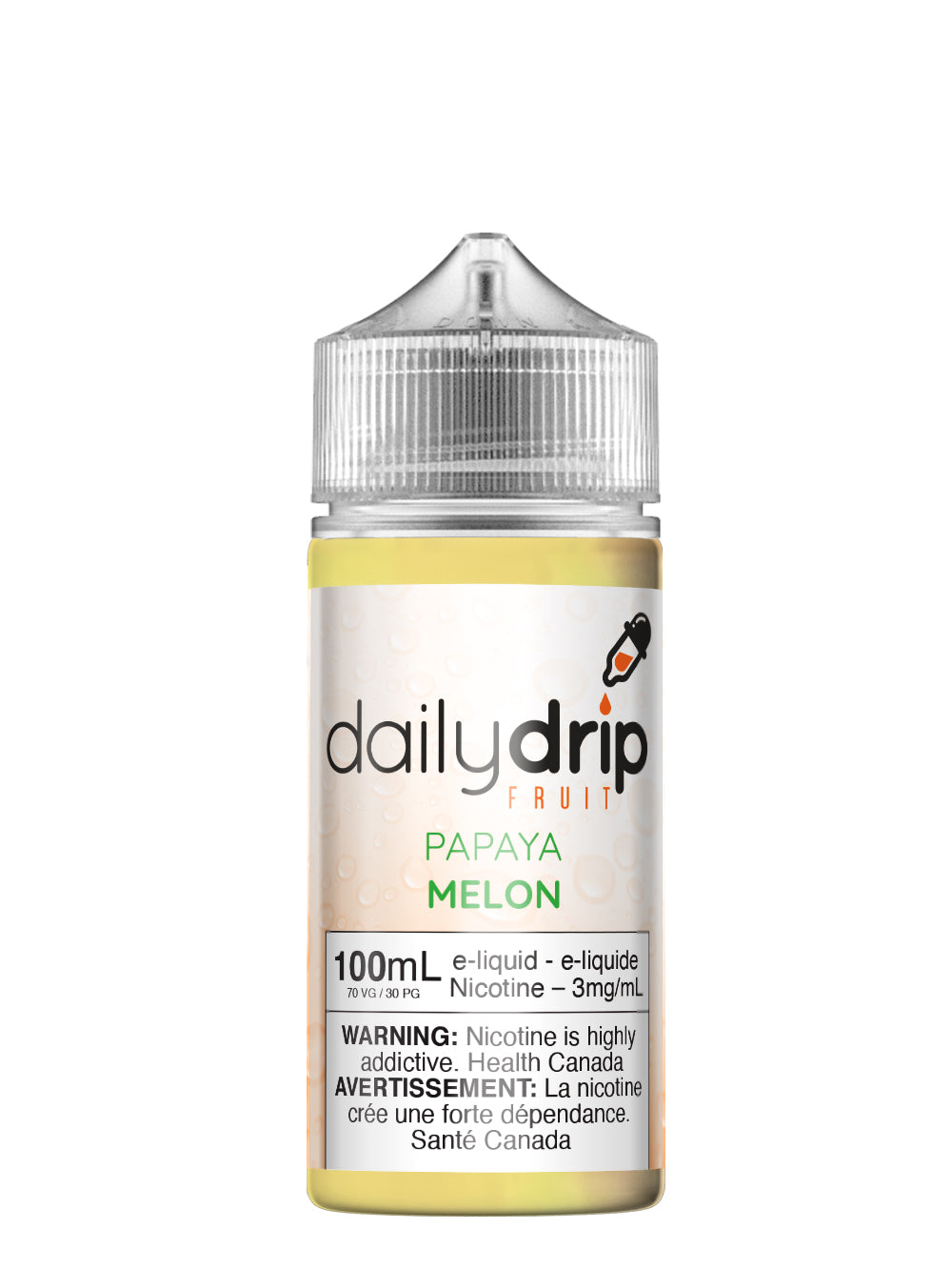 Papaya Melon by Daily Drip 100ml
