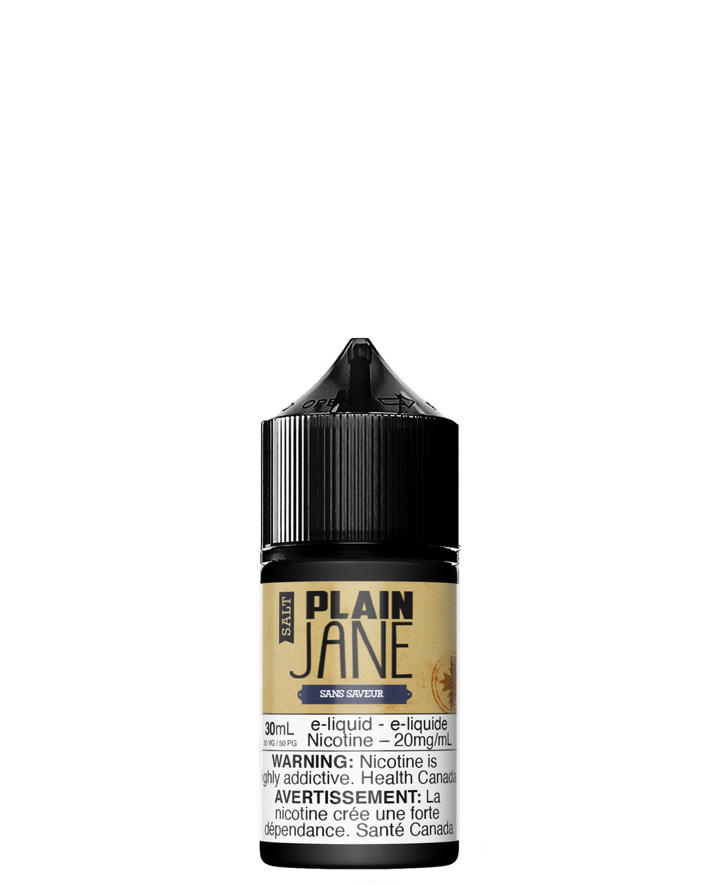 Plain Jane 30ml by Vapeur Express SALTS