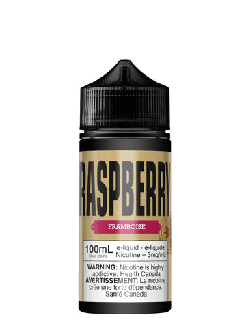 Raspberry 100ml by Vapeur Express