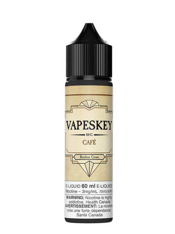 CAFE 60ML BY VAPESKEY