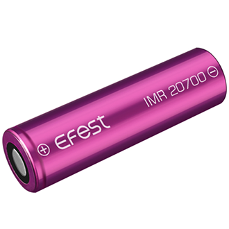 Efest 20700 IMR Batteries - 30A, 3000mah