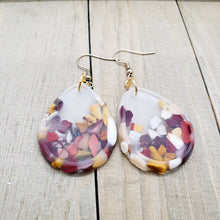 Load image into Gallery viewer, Moukaite Earrings