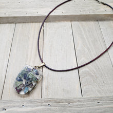 Load image into Gallery viewer, Dragon Blood Stone Pendant