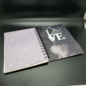 Deathly Hallows Love Journal