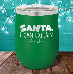Santa, I Can Explain - More Colors