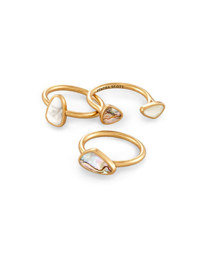 Sale Ivy Ring Set - More Colors