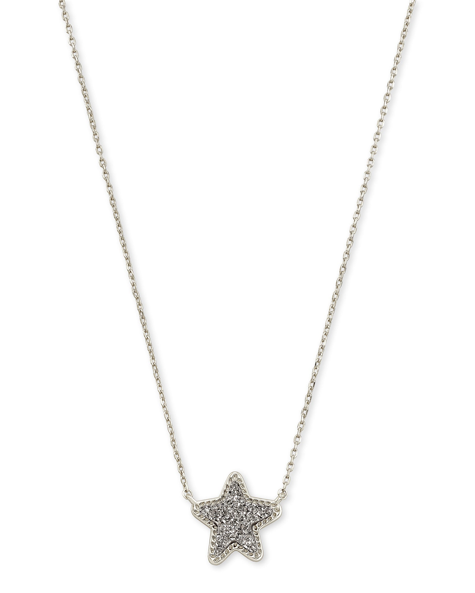 Jae Star Short Pendant - More Colors