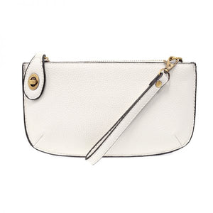 Crossbody or Wristlet Clutch - More Colors