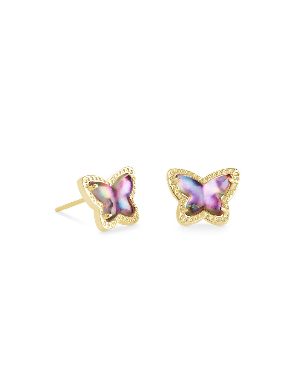 Lillia Butterfly Stud Earrings - More Colors