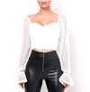 Chiffon Top - goddessinc.com