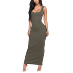Basic Maxi Dress - goddessinc.com