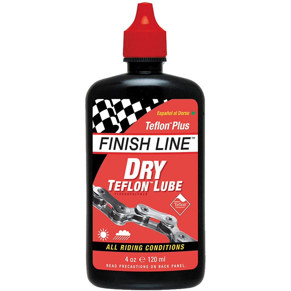 Dry Lube 120ml - 4oz