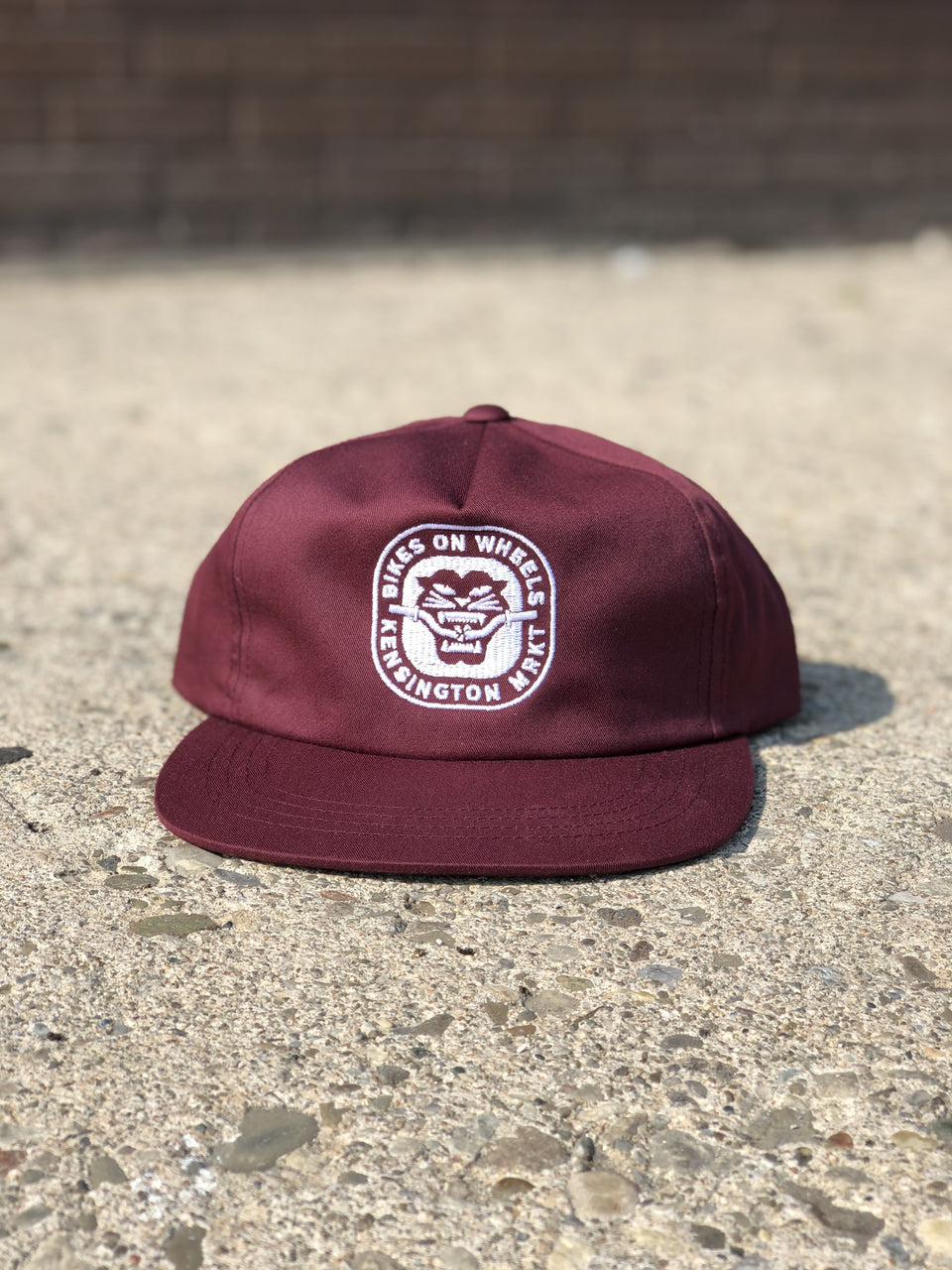 Panther Unstructured Hat