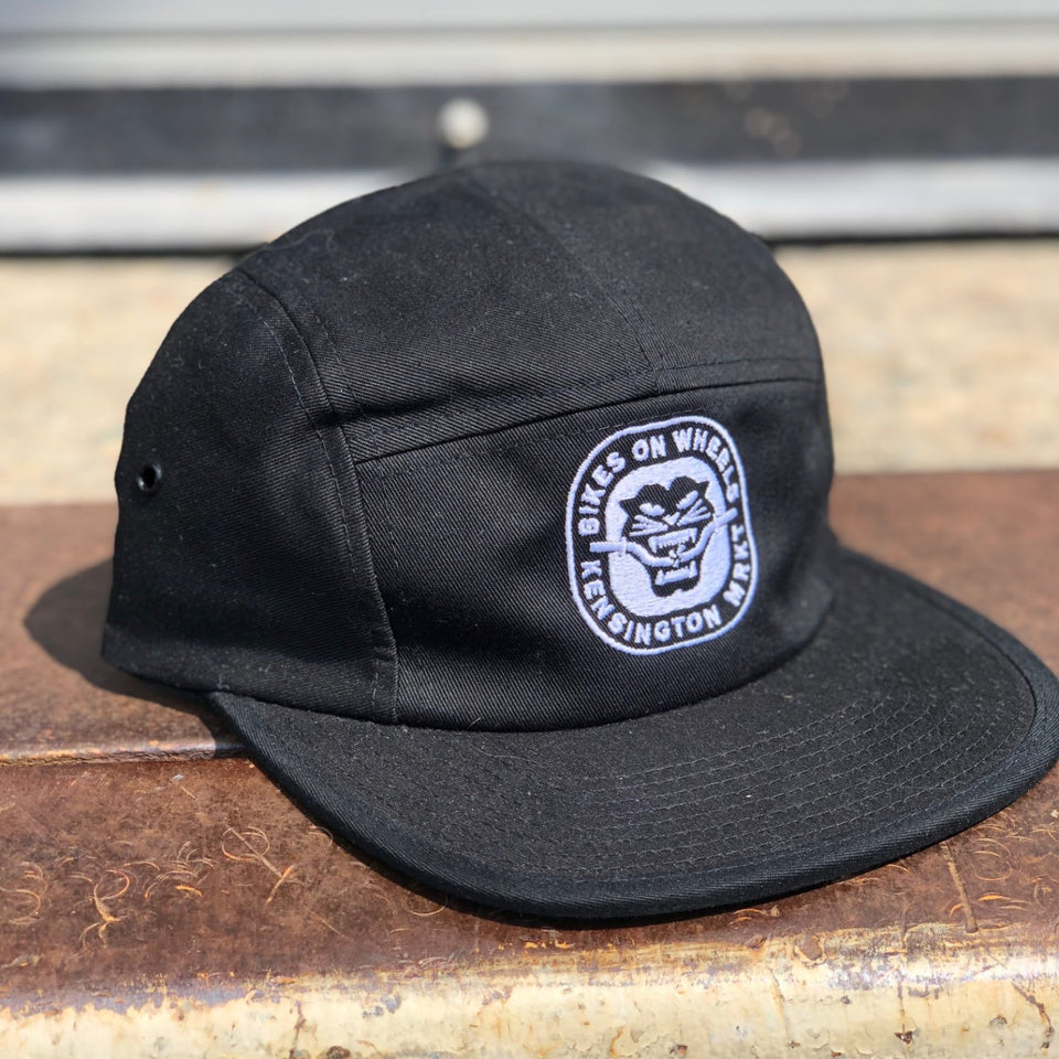 Panther Five Panel Hat