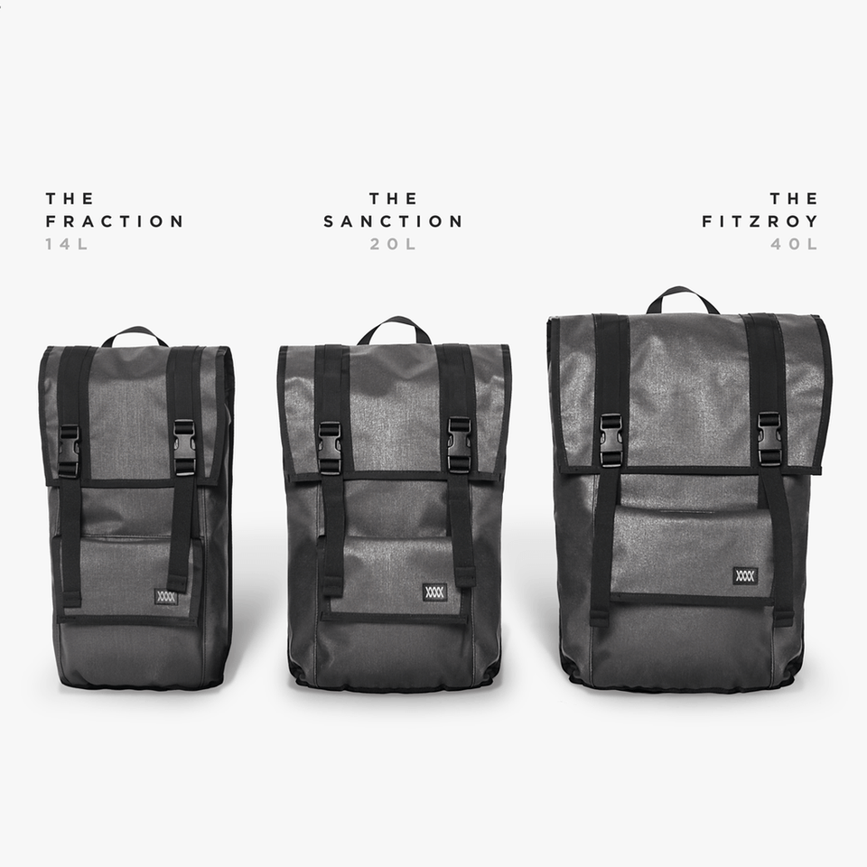 The Fraction Backpack