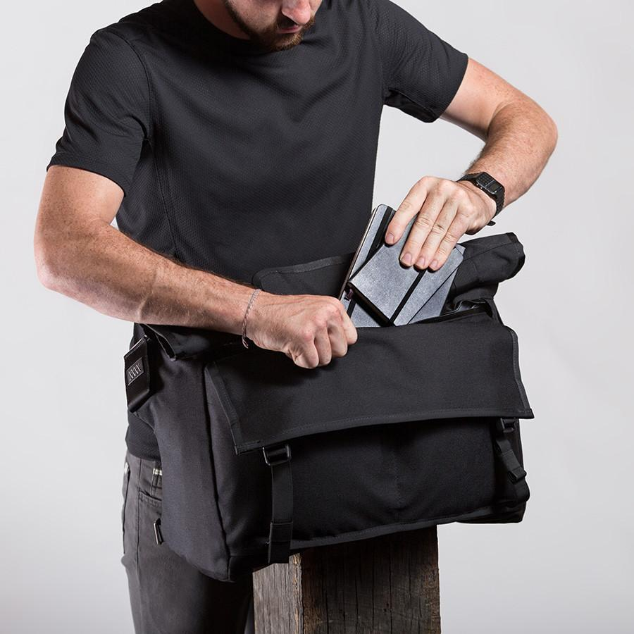 The Shed Messenger Bag
