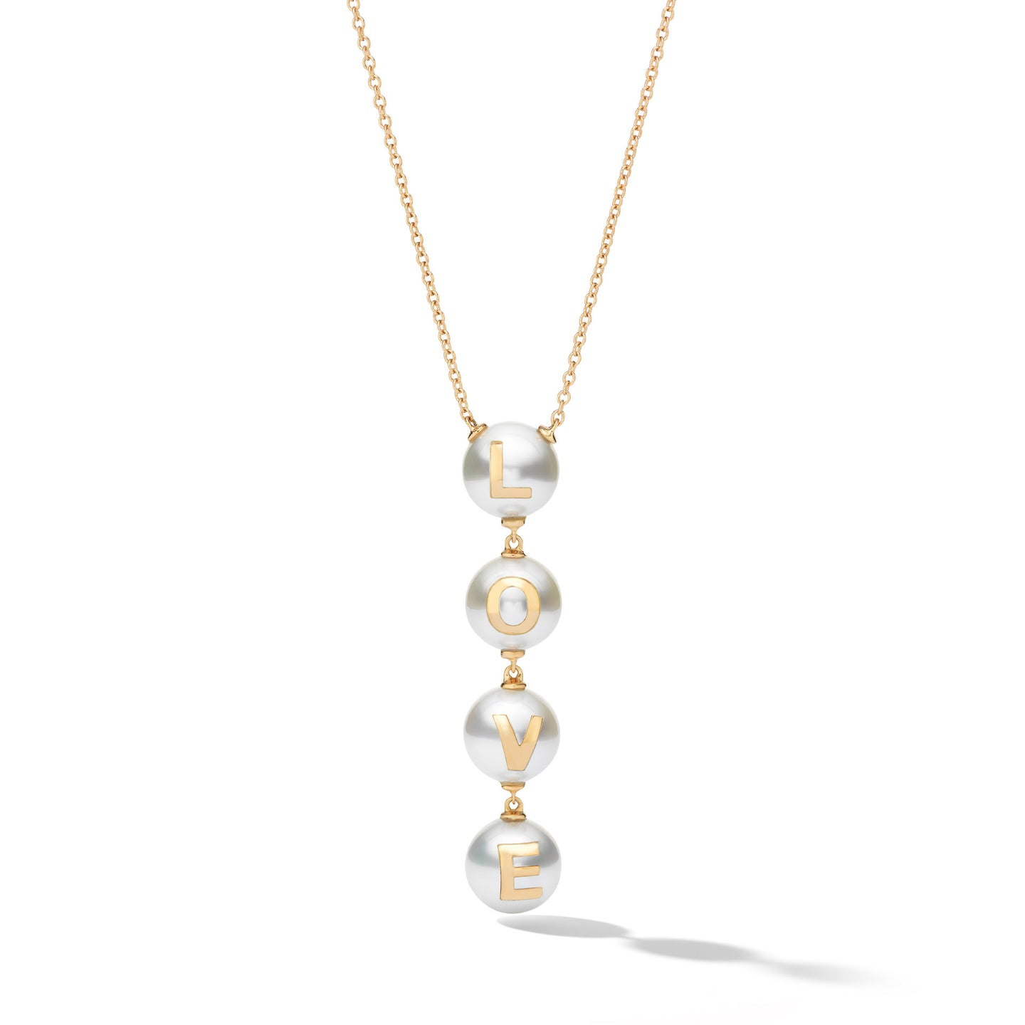 Pearl ID Necklace