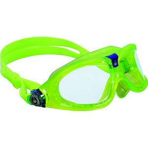 AquaSphere Seal 2 Kid Goggle Clear Lens - Green