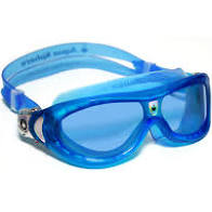 AquaSphere Seal 2 Kid Goggle Blue Lens - Blue