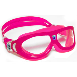 AquaSphere Seal 2 Kid Goggle Clear Lens Pink