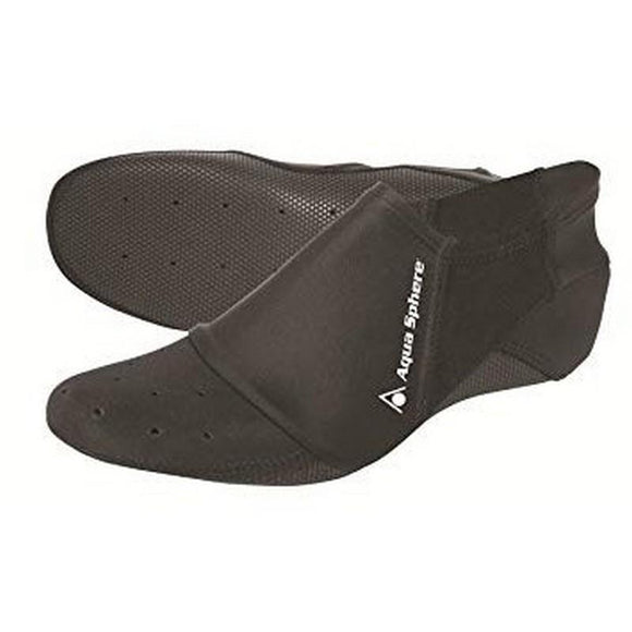 AquaSphere Aqua Sock Black Senior