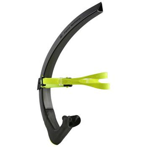 AquaSphere MP Focus Snorkel Small - Neon Black
