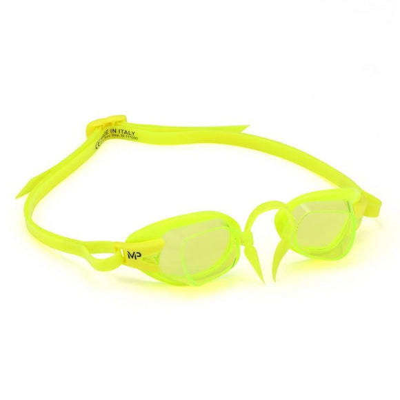 MP Chronos Goggle Lime Lens Lime