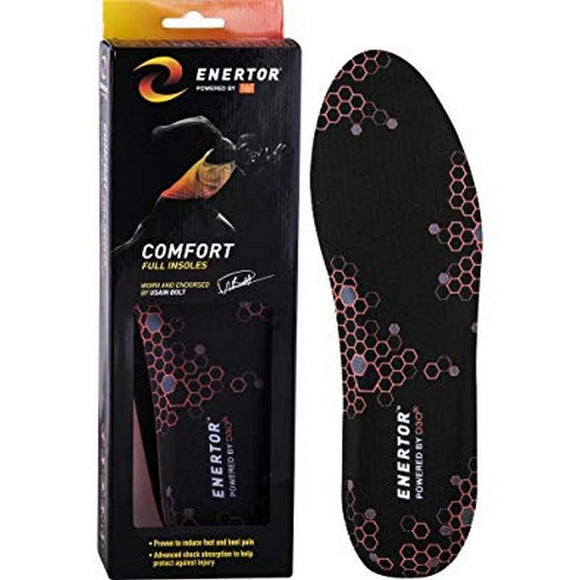 Enertor Comfort Full Length Insoles