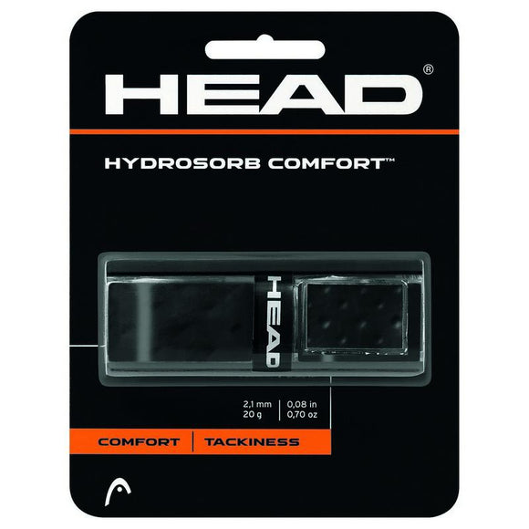 Head Hydrosorb Comfort Grip Black