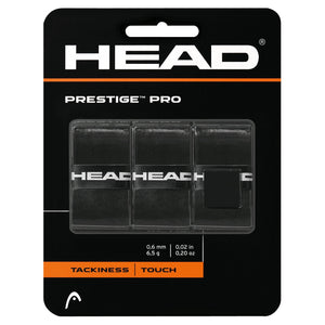 HEAD Prestige Pro Overgrip - Black