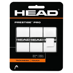 Head Prestige Pro Overgrip - White