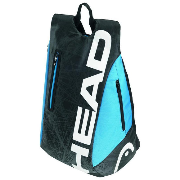 HEAD Tour Team Backpack - Black/Blue