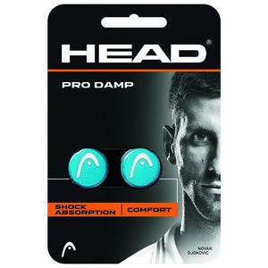Head Pro Damp DZ - Blue 2 Pack