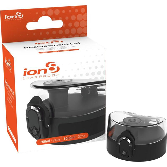 Ion8 Accessories Black Lid - Small