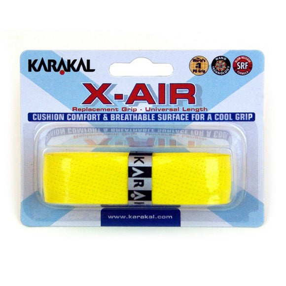 Karakal X Air Grip - Assorted - 1pk
